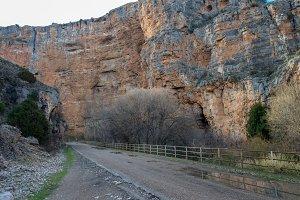 River canyon Mesa