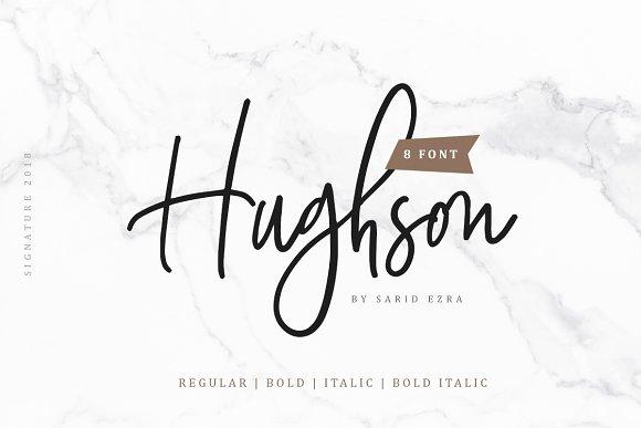 Hughson Script