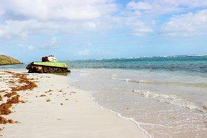 Beach Tank