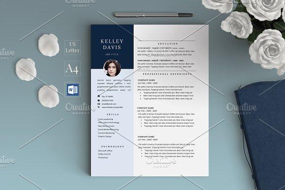 Professional Creative Resume CV