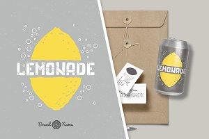 Lemonade illustrations