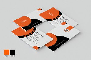Business Card Template 21