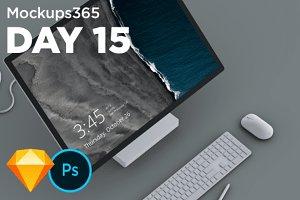 Mockups365: Day 15