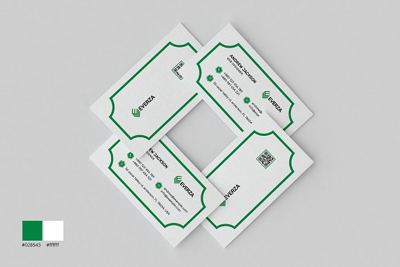 Business Card Template 22