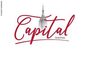 Capital Script