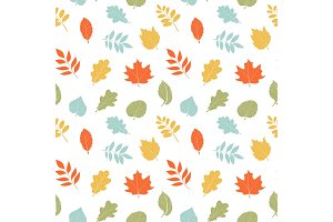 Beautiful elegant seamless pattern.