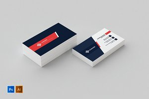 Business Card Template 24