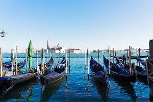 San Giorgio island, Venice, Italy