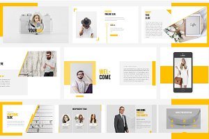 Yourbae - Presentation Templates