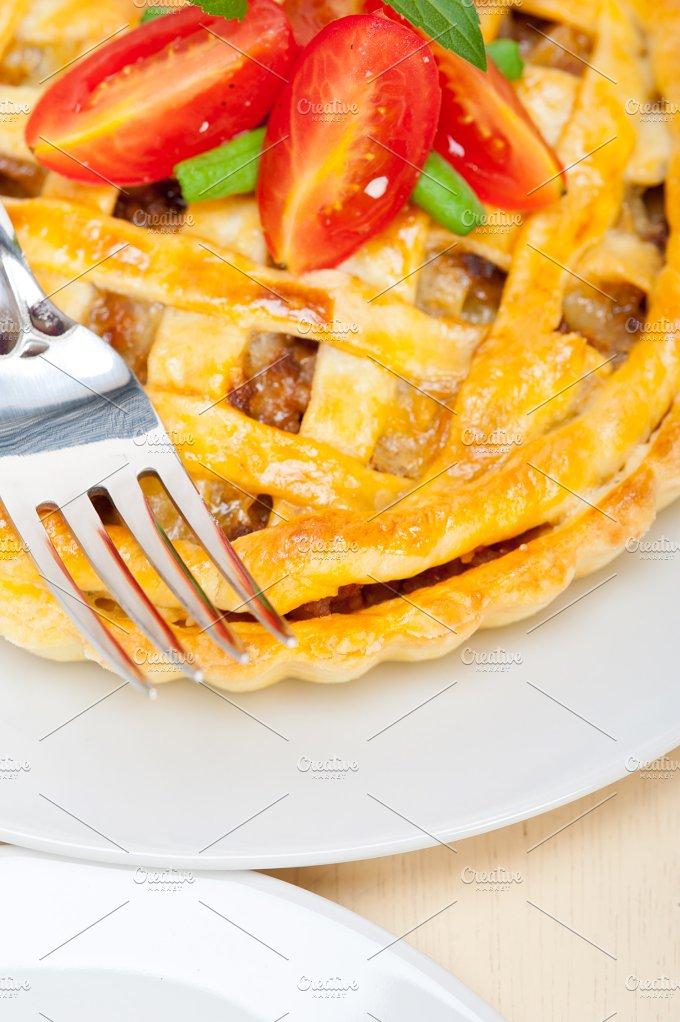 beef pie 035.jpg - Food & Drink
