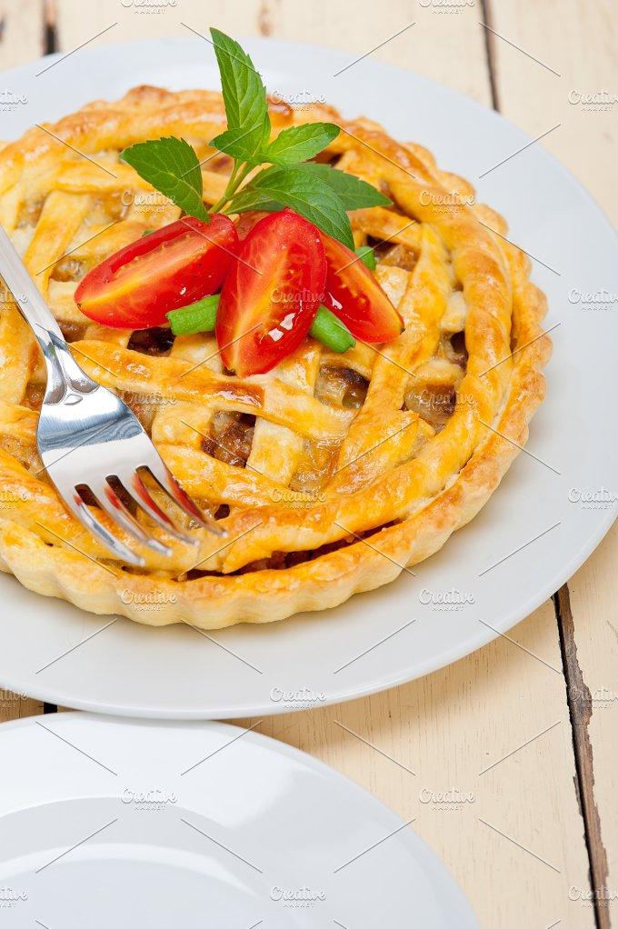 beef pie 043.jpg - Food & Drink