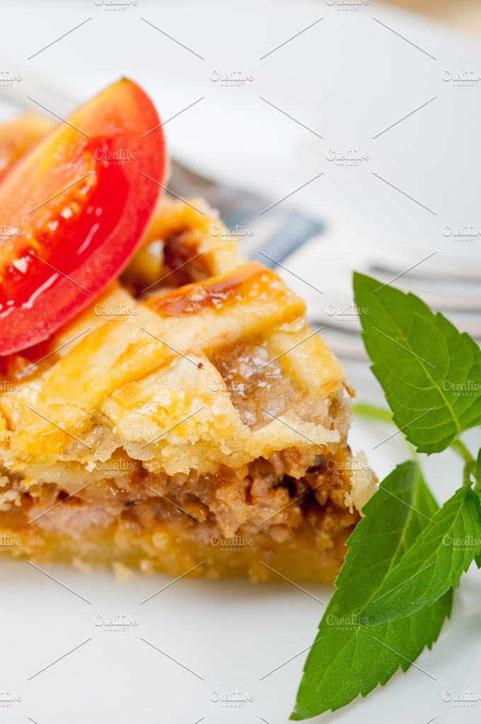 beef pie tart 010.jpg - Food & Drink