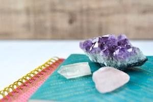 Crystals and Journals 3