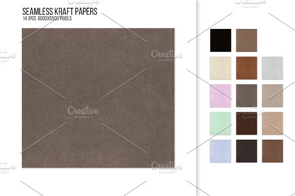 Seamless paper texture backgrounds