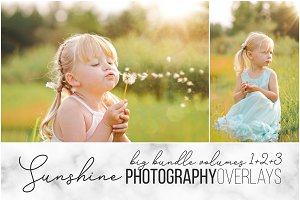 Sunshine Overlays Big Bundle