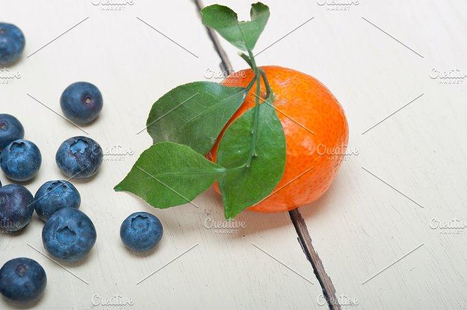 blueberry and tangerine orange 002.jpg - Food & Drink