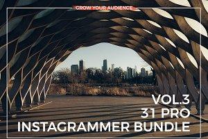 31 Pro Instagrammer Bundle