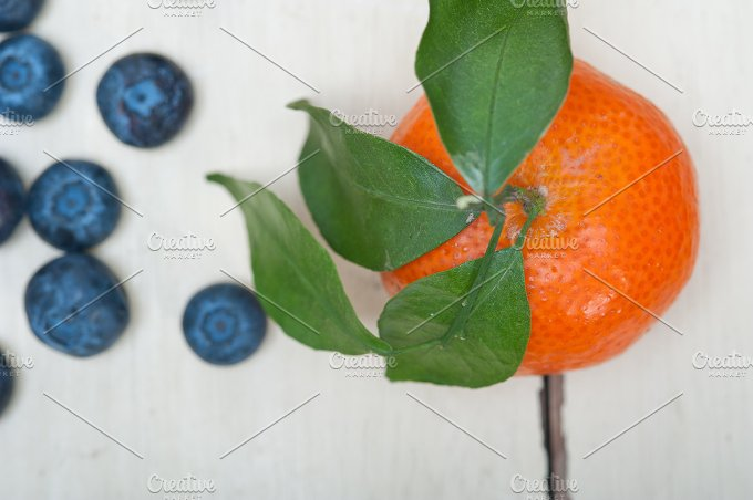 blueberry and tangerine orange 004.jpg - Food & Drink