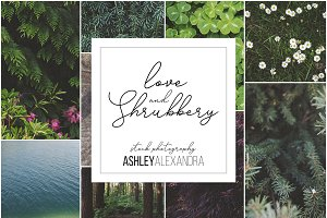Love & Shrubbery Insta Bundle