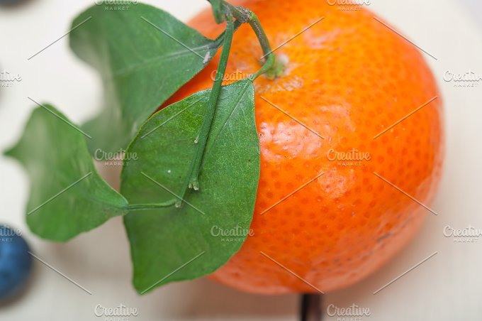 blueberry and tangerine orange 008.jpg - Food & Drink