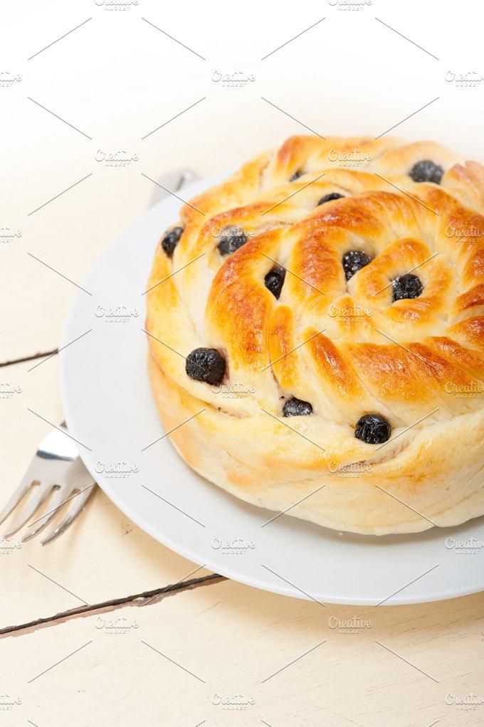 blueberry bread cake JPG008.jpg - Food & Drink