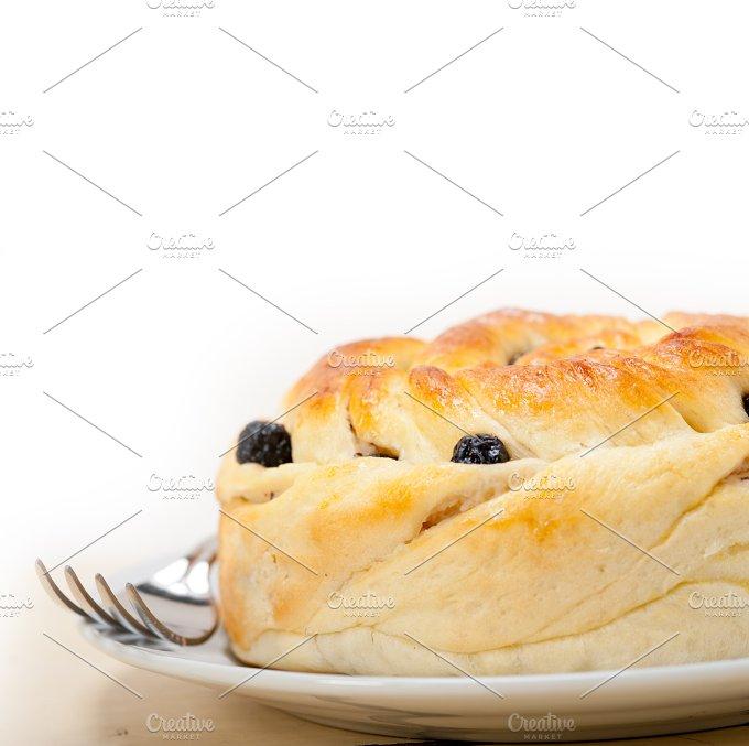 blueberry bread cake JPG013.jpg - Food & Drink
