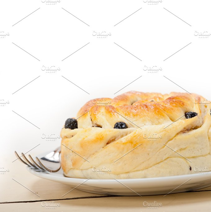blueberry bread cake JPG014.jpg - Food & Drink