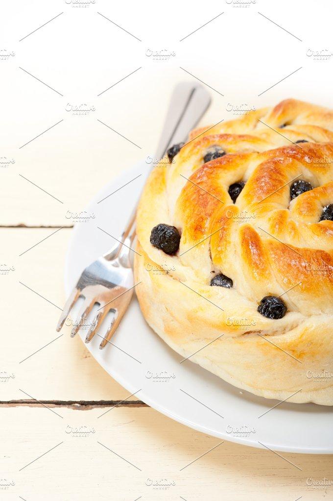 blueberry bread cake JPG016.jpg - Food & Drink