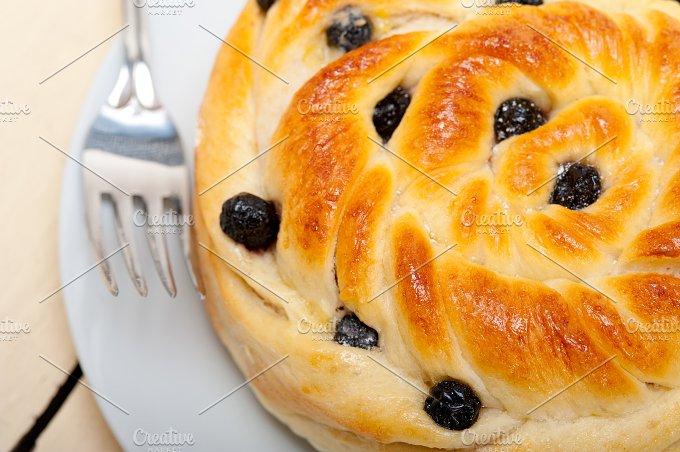 blueberry bread cake JPG023.jpg - Food & Drink