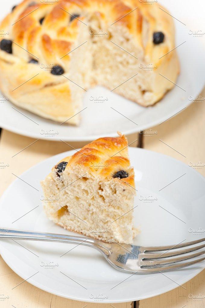 blueberry bread cake JPG025.jpg - Food & Drink