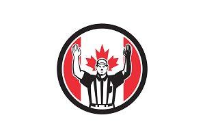 Canadian Football Referee Canada Fla
