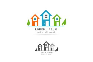 home logo vector illustration