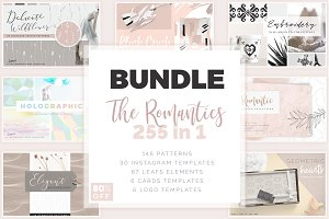 The Romantics - Patterns Bundle