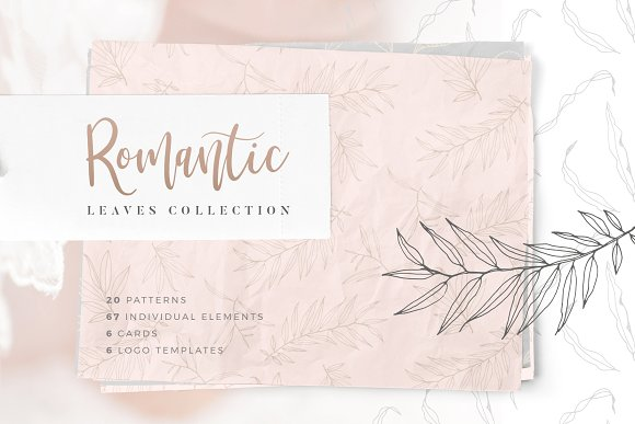 The Romantics - Patterns Bundle in Patterns - product preview 2