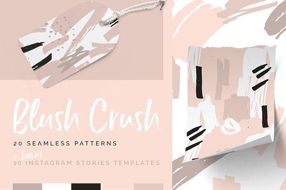 The Romantics - Patterns Bundle in Patterns - product preview 3