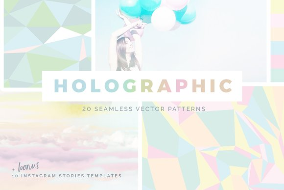 The Romantics - Patterns Bundle in Patterns - product preview 5
