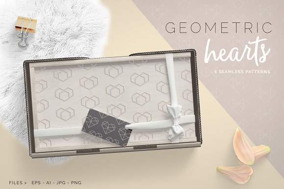 The Romantics - Patterns Bundle in Patterns - product preview 7