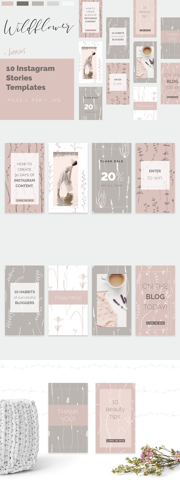 The Romantics - Patterns Bundle in Patterns - product preview 8