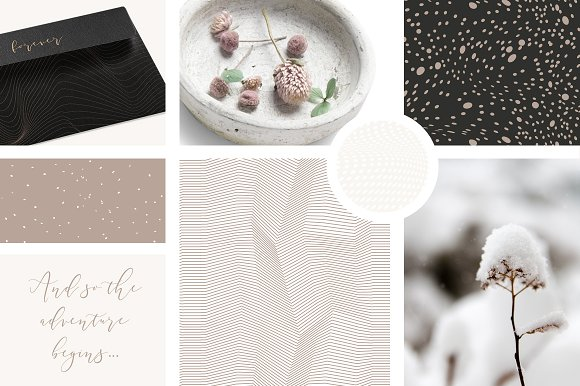 The Romantics - Patterns Bundle in Patterns - product preview 14