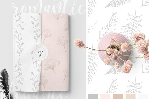 The Romantics - Patterns Bundle in Patterns - product preview 17