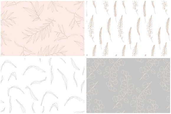 The Romantics - Patterns Bundle in Patterns - product preview 20