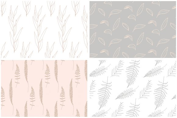 The Romantics - Patterns Bundle in Patterns - product preview 21