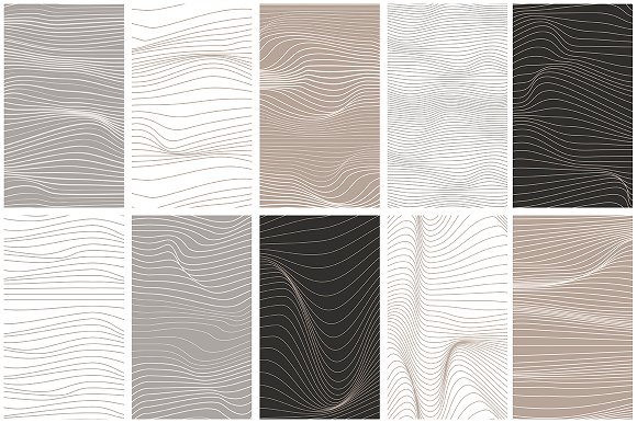 The Romantics - Patterns Bundle in Patterns - product preview 24
