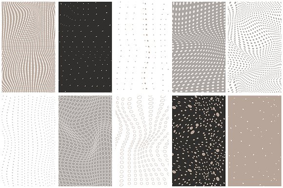 The Romantics - Patterns Bundle in Patterns - product preview 25