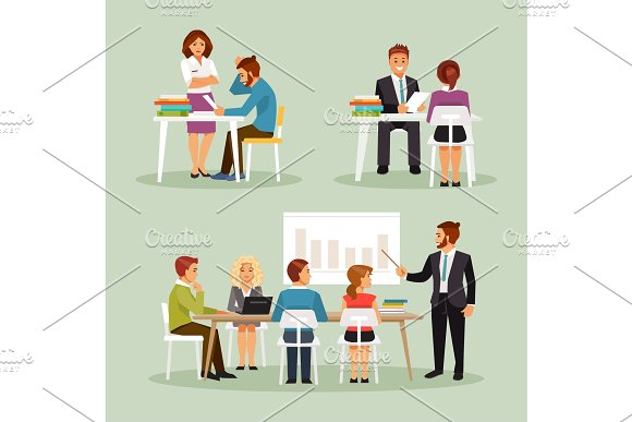 Business Situation Vector
