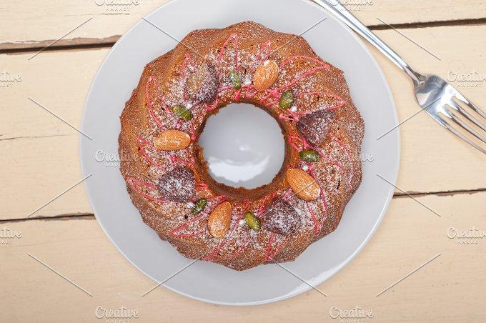 chestnut dessert cake 001.jpg - Food & Drink