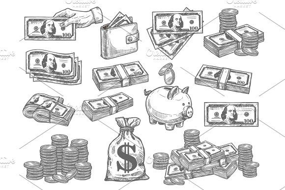 Vector Set With Money