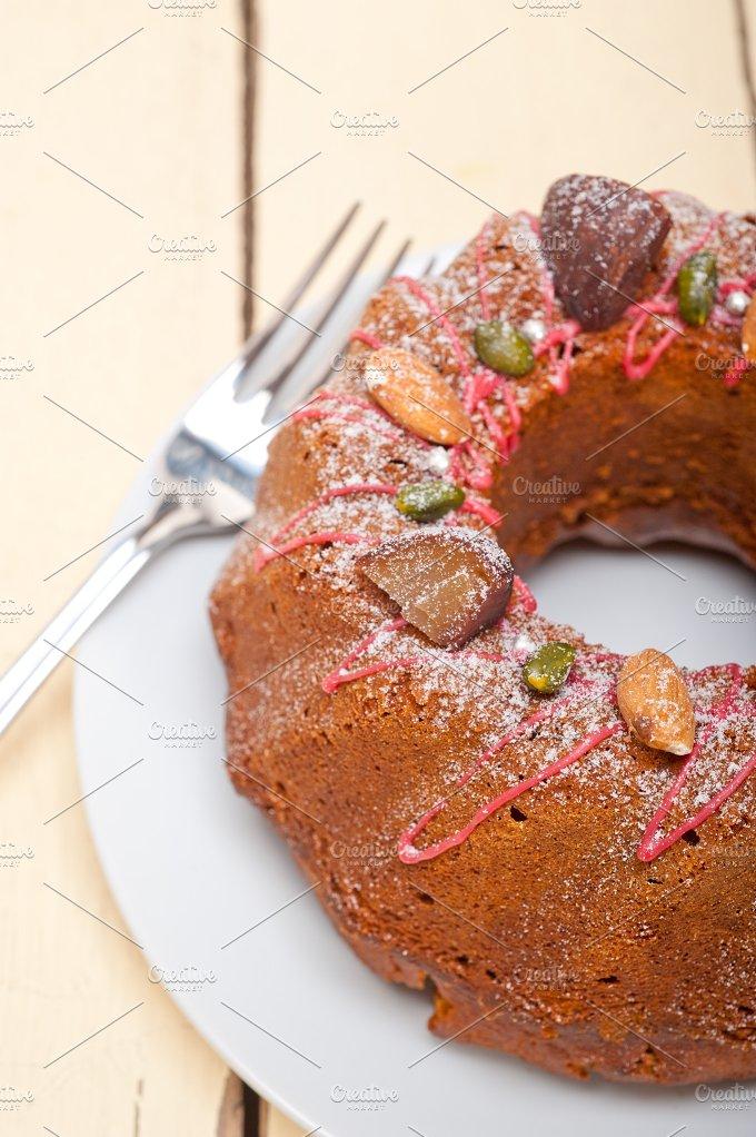 chestnut dessert cake 003.jpg - Food & Drink