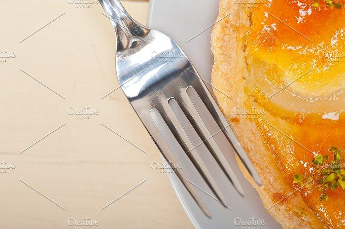 fresh pears pie cake 031.jpg - Food & Drink