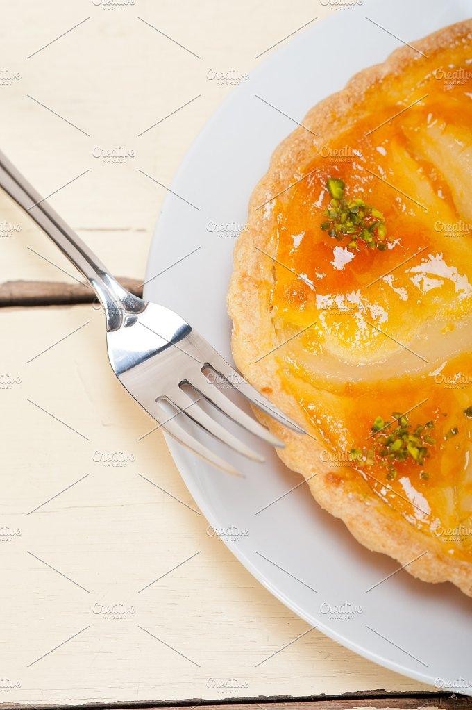 fresh pears pie cake 034.jpg - Food & Drink